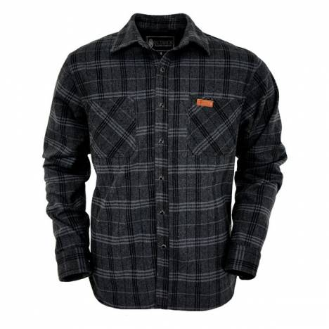 Outback Trading Men's Clyde Big Shirt