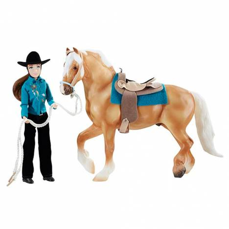 Breyer Lets Go Western Riding Set 1788