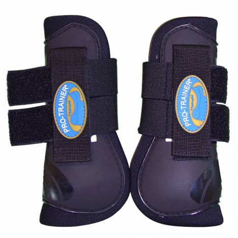 Pro-Trainer Open Front Boots