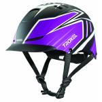 Troxel TX Helmet - Purple Raptor