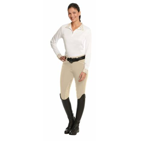 Ovation Ladies Destiny Paisley GRIP KP Breech