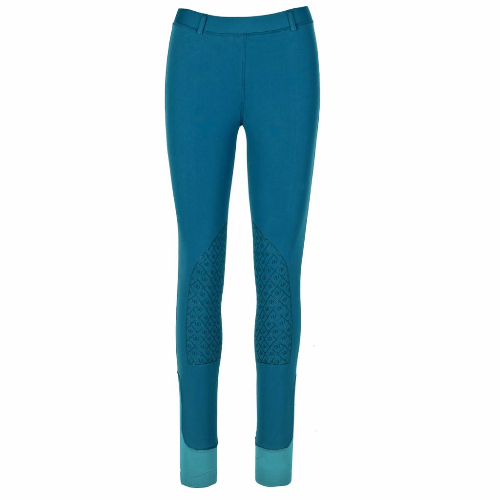 Ovation Ladies Equinox 3-Season Knee Patch Pull-On Breeches