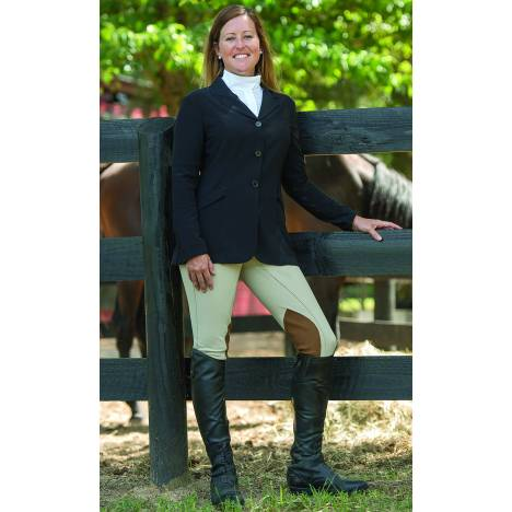 FITS Ladies Zephyr II Hunt Coat - Black