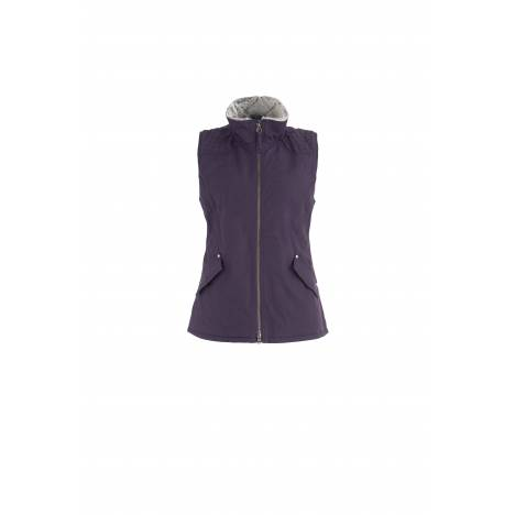 Noble Equestrian Ladies Stable Ready Canvas Vest