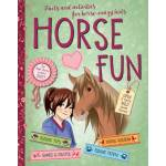 Horse Fun Activity Book