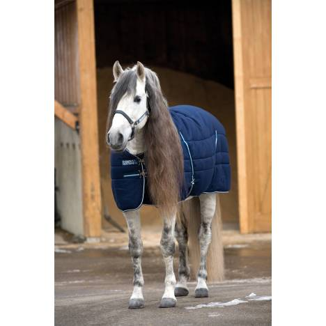 Rambo Stable Blanket with Nylon Lining (400g Heavy)