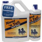 Mane 'N Tail Shampoo & Conditioner Wrap