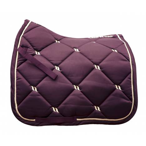 Back On Track Night Collection Saddle Pad - Dressage