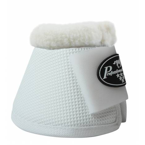 Professionals Choice All Purpose Bell Boots With Fleece
