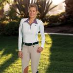 Romfh Ladies Sarafina Knee Patch Euro Seat Breeches
