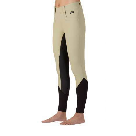 Kerrits Ladies GripTek II Fullseat Breech - Tan