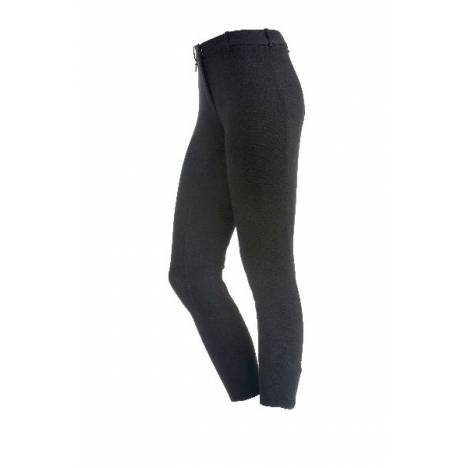 On Course Cotton Natural Full Seat Breech