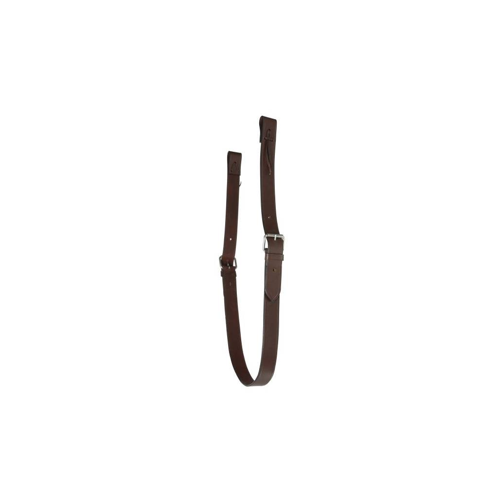 "1 3/4"" Dark Oil Flank Cinch"