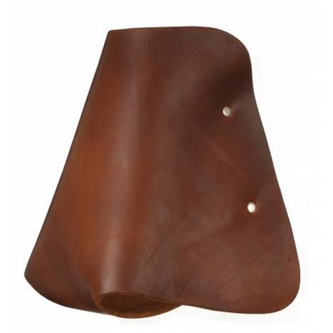 Royal King Leather Hooded Stirrups
