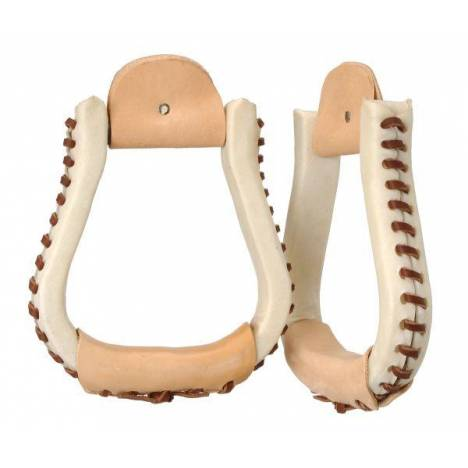 Royal King Laced Visalia Stirrups