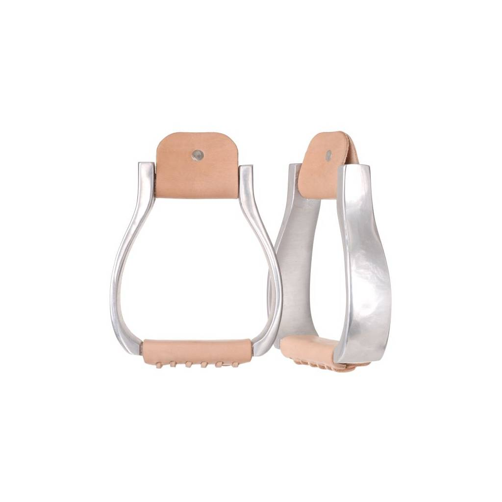 Tough-1 Aluminum Youth Stirrup