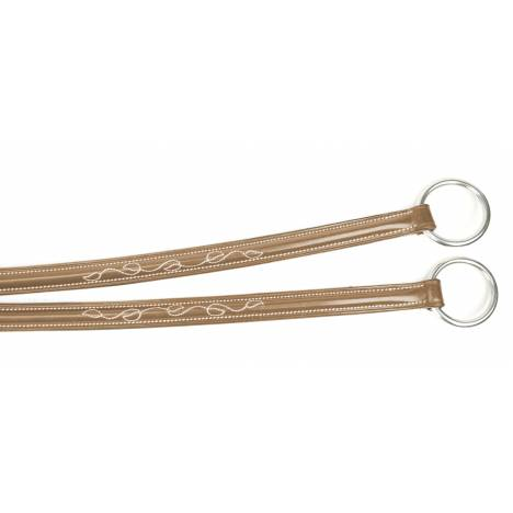 Toklat Silverleaf Plain Raised Running Martingale