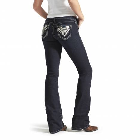 Ariat Womens Ruby Sunset Jean