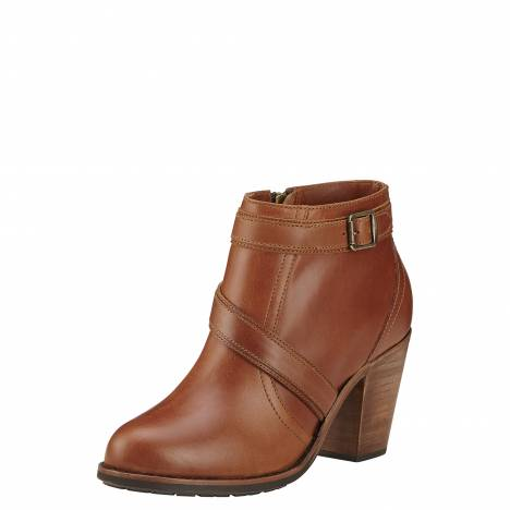 Ariat Ladies Ready To Go Ankle Boot - Maplewood