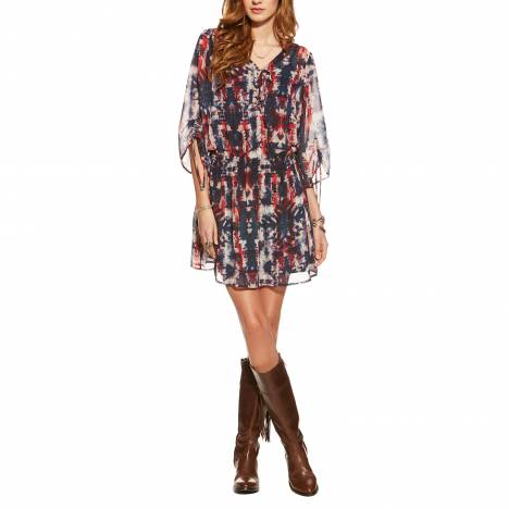 Ariat Ladies Cailey Dress - Multi