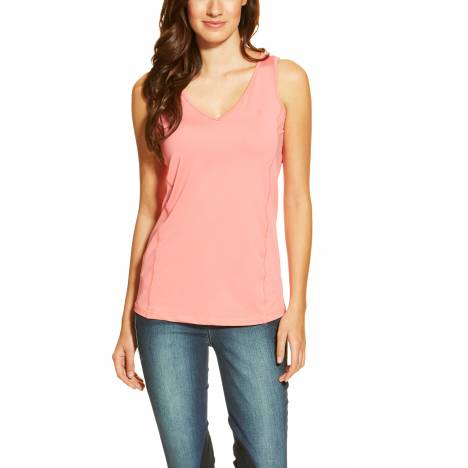 Ariat Ladies Gazelle AC Tank Top - Pink