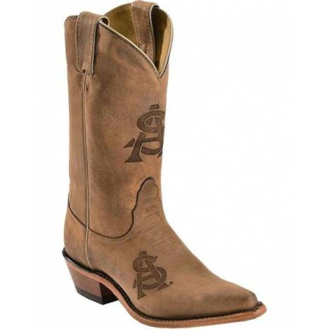 Nocona Boots Men's Arizona State Branded Cowboy Boots