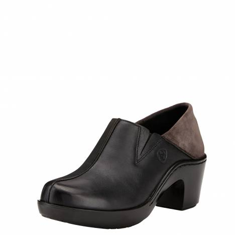 Ariat Ladies Kickback Clogs - Black