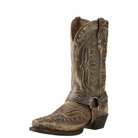 Ariat Mens Iron Cowboy - Brooklyn Brown
