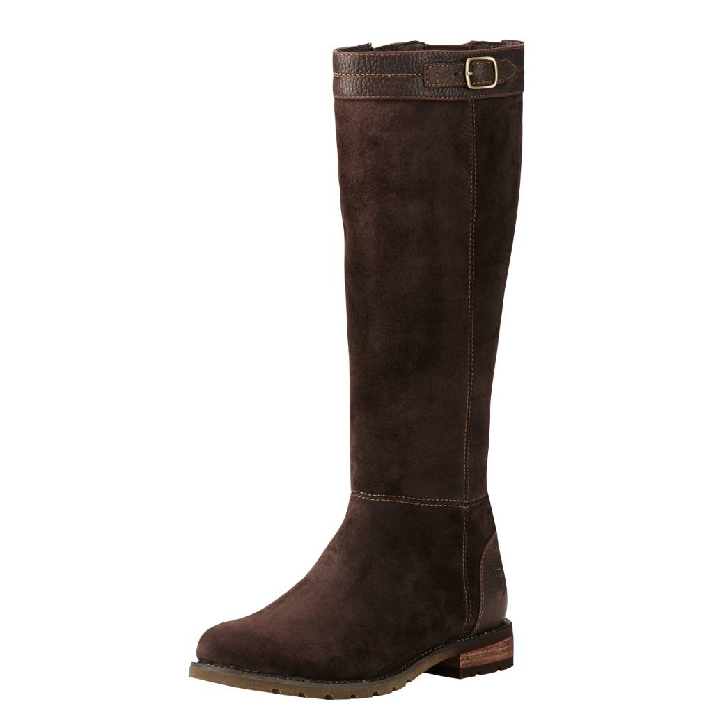 Ariat Ladies Creswell H2O - Chocolate Chip