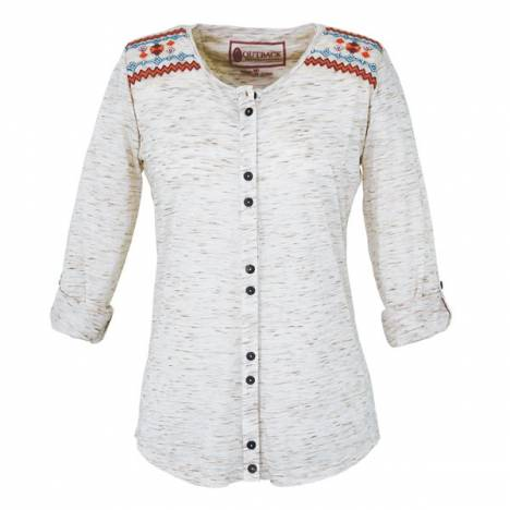Outback Trading Ladies Lilly Tee
