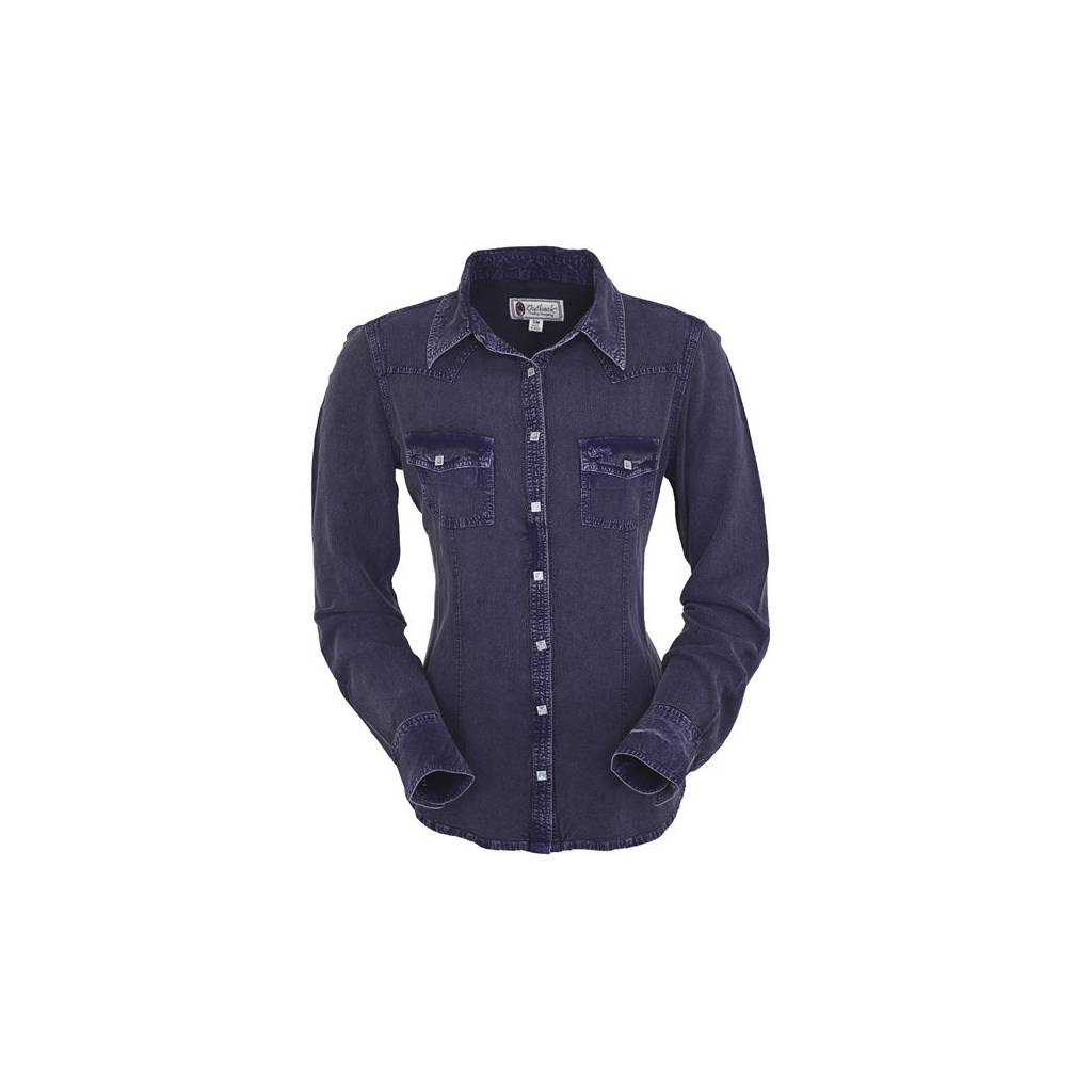 Outback Trading Ladies Dana Blouse