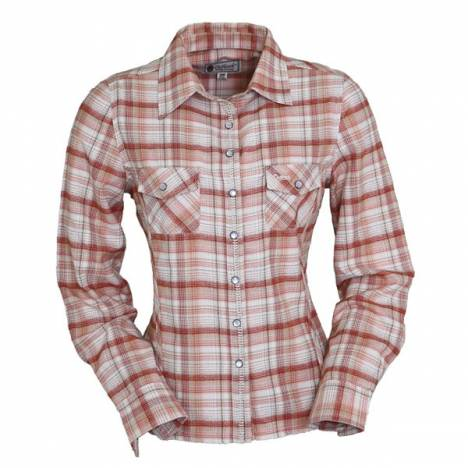 Outback Trading Ladies Nutmeg Performance Shirt