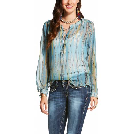 Ariat Women's Brush Top - Multi