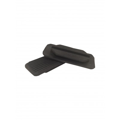 Stirrup Tread - Black - 4.25