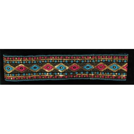 Tribal Sequin Headband