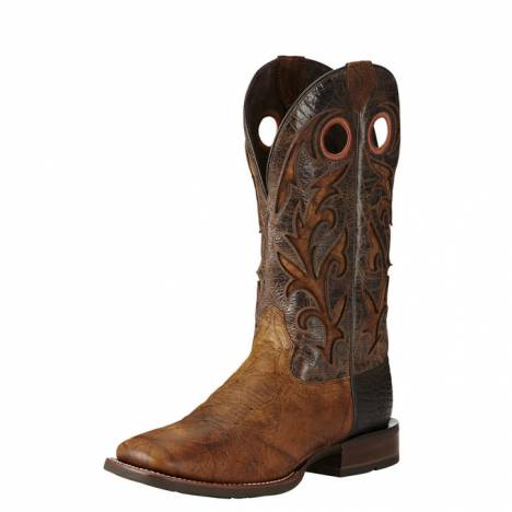 Ariat Mens Barstow - Branding Iron Rust/Desert Eclipse