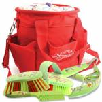 Equestria Deluxe Sport LuckyStar Grooming Kit with Tote