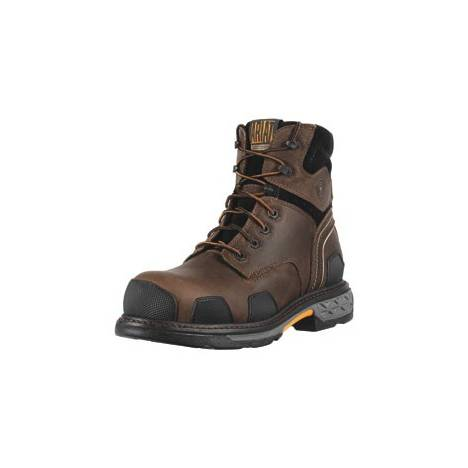 """Ariat Mens Overdrive 6"""" CT"""