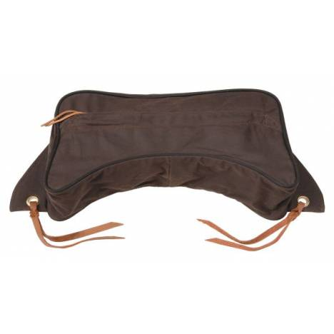 Oiled & Insulated Deluxe Trail Cantle Bag