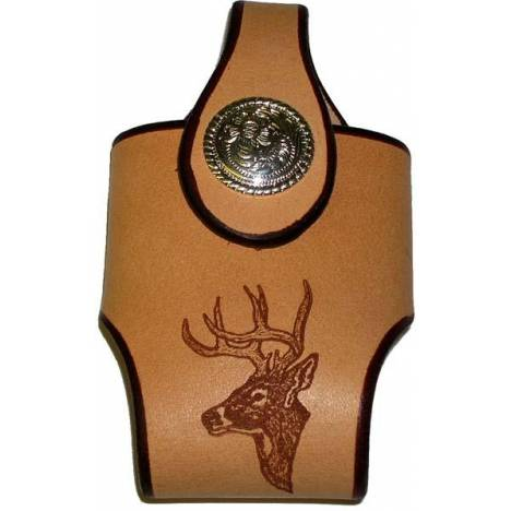 Abetta Deerhead All-Purpose Leather Case