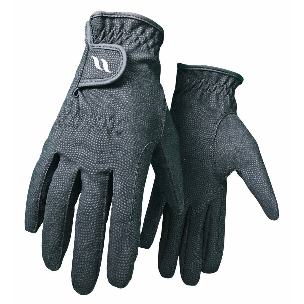 Back on Track Riding Gloves - 2 Pairs