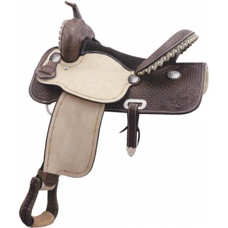 Billy Cook Saddlery Flex Flyer Saddle