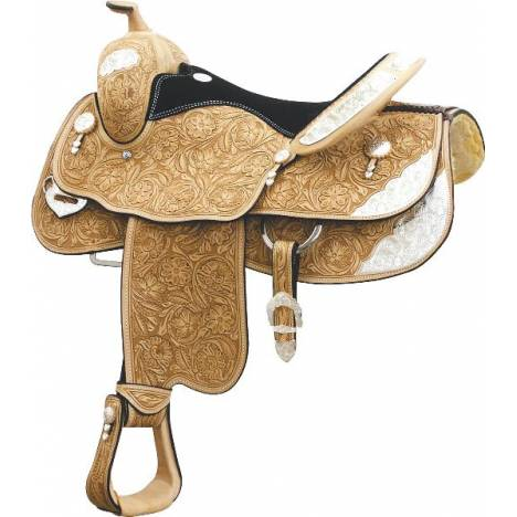 Longhorn Hunt Country Show Saddle