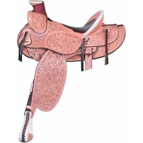 Billy Cook Saddlery Horn Of Plenty Rancher Saddle