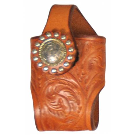 Abetta Floral Tooled All-Purpose Leather Case