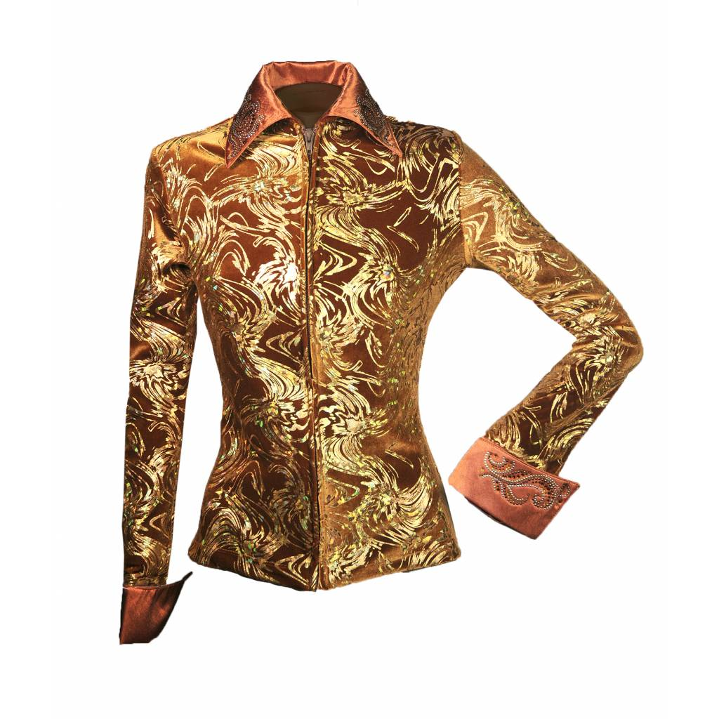 Performance Collection Western Show Shirt