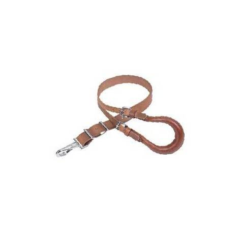 Weaver Leather Crupper with Single Strap and Buckles