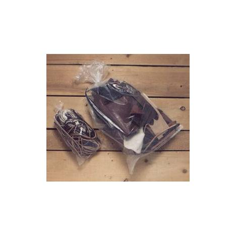 Tough-1 Assorted Leather Scrap Bags