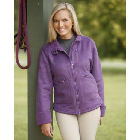 Cavalero Hanging Around the Stable Ladies Jacket
