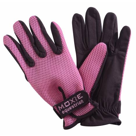 Moxie Air-Puff Ladies Riding Gloves